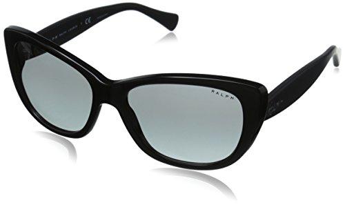 Ralph by Ralph Lauren Unisex RA5190 137711 Sonnenbrille, Schwarz (Black), One size (Herstellergröße: 56)