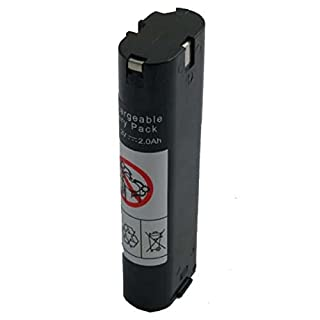 AccuPower P503CH 7.2V 2000mAh Rechargeable Battery for Makita 7000/7001/7033 Power Tool