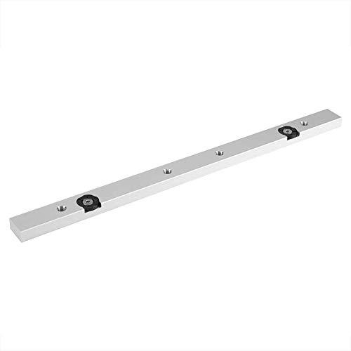 Aluminium Legierung Miter Bar Schiene Miter Sprache Bar Slider Tischkreissäge Gauge rod Holz arbeiten Werkzeug 300mm/11.81inch