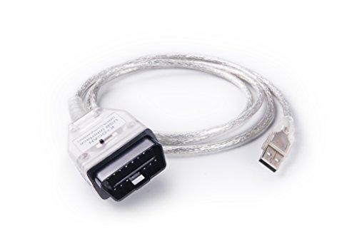 BMW K+DCAN USB de Modification - Nouveau produit - 1996-2010 E34 E36 E38 E39 E46 E53 E60 E61 E65 E67 E68 E83 E87 E90 E91 E92 E93 E70 R56 Ediabas Inpa DIS