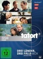 Tatort: Drei Länder, Drei Fälle (Die Kampagne / Chaos / Elvis lebt!) [3 DVDs]
