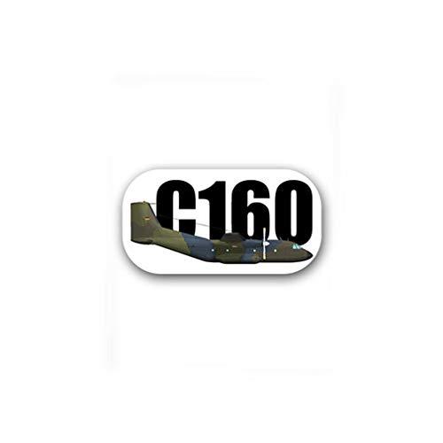 12 cm Autocollant Aviation Militaire air Force Avion cocarde France logo 33 Taille