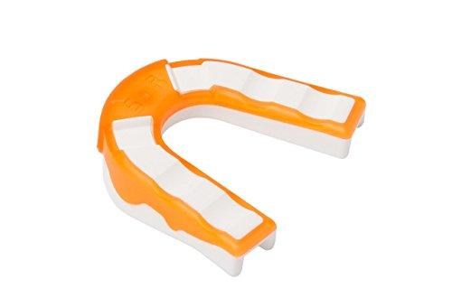 Stanno Mundschutz White-Orange