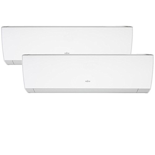 Fujitsu - Aire acondicionado Multisplit 2x1 Inverter