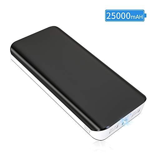 Power Bank 25000mAh, Bateria Externa Movil,Cargador