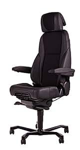 sedia girevole da ufficio a381 portata fino a 200 kg