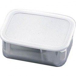 Grande batte de cuisine profonde 18-8 (semi-transparent poly-bouchon) AKT35001 (japon importation)