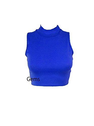 Generic - Canotta -  donna Blu