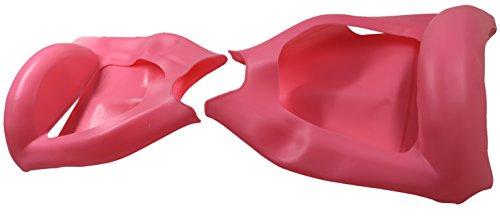 "Cool&Fun 6.5\"" Cover/Schutzhülle Silikon Hoverboard Segway 2 Räder, Shell Anti-Kratz-Wasserdicht Volle Deckung (Rosa)"