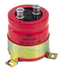 MSD 8830 Audio Noise Suppressor Ignition Noise Filter