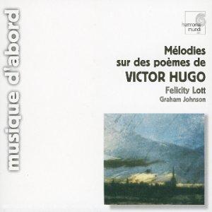 Mélodies sur des poèmes de V. Hugo