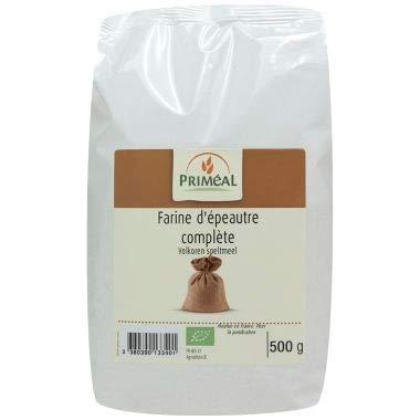 PRIMEAL - Farine d épeautre complète 500 g