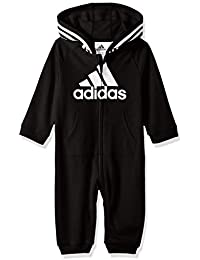 cheap for discount 39097 e7740 Adidas Baby Girls and Baby Boys Coverall