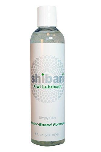 Shibari 236 ml Water Based Kiwi Intimate Lubricant by Shibari