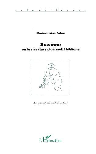 Suzanne ou les avatars d'un motif biblique
