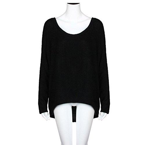 Transer - Pull - Femme noir noir taille unique Noir