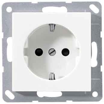 Price comparison product image JUNG A 520 WW Schuko - socket-outlets