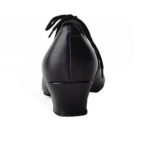 Ballo latino scarpe per adulti/ sala da ballo scarpe da ballo/ scarpe da ballo morbido antiscivolo usura alla fine del A