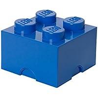 Preisvergleich für Lego Lizenzkollektion - stapelbare Aufbewahrungskisten - Verschiedene Farben