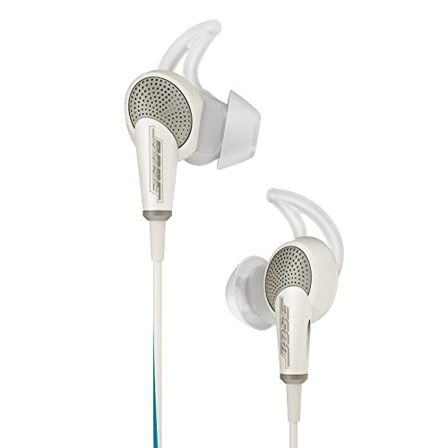 ® QuietComfort® 20 Acoustic Noise Cancelling® per dispositivi Samsung e Android, Bianco