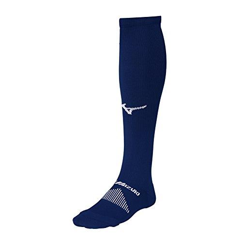 Mizuno Performance OTC Socken, Socke, Performance OTC, Navy, Medium (Performance Socke Mizuno)