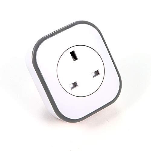 Intelligente Buchse, WiFi-Sprachfernsteuerung Countdown-Szenensteuerung Nachtlicht USB-Fernbedienung Europäischer Standard-Sockel Kann Von Vielen Personen Gesteuert Werden,Europeanregulations -