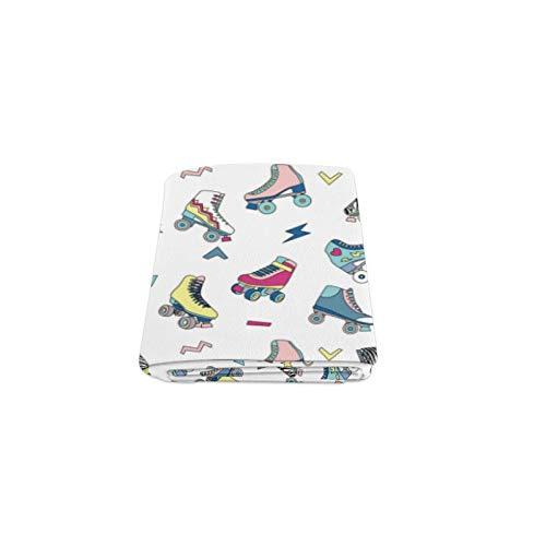 uh Schuhe Benutzerdefinierte Winter Leicht Komfortable Pelz Fuzzy Super Soft Fleece Couch Sofa Und Bett Werfen Decke Für Baby Frauen Größe 40x50 Zoll Maschine Waschbar ()