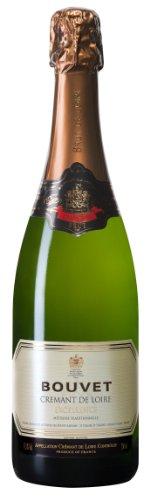 Bouvet Ladubay Excellence Crémant de Loire Brut Blanc brut (0,75 L Flaschen)