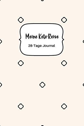 -Tage Journal: Ketogene Diät Tagebuch zum Ausfüllen | Design