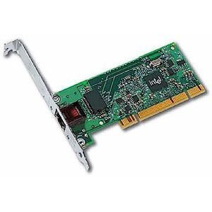 Intel PRO/1000 GT Desktop Adapter Adaptateur réseau PCI / 66 MHz Ethernet, Fast Ethernet, Gigabit Ethernet 10Base-T, 100Base-TX, 1000Base-T