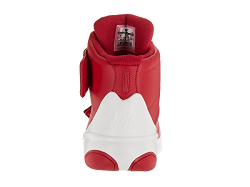 Nike Marxman, Chaussures de Sport-Basketball Homme Rouge - Rojo (Unvrsty Red / Unvrsty Rd-Sl-Blk)