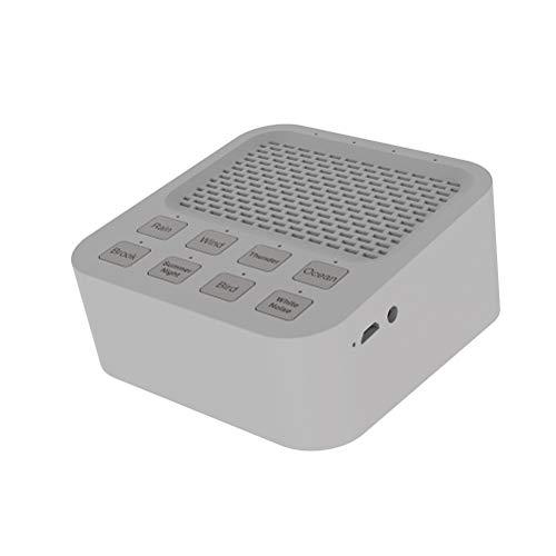 Toyvian Baby Noise Machine Weißes Rauschen Maschine Geräuschmaschine Einschlafhilfe Schlaftherapie für Kinder Schwangerschaft (Noise Machine Toy)