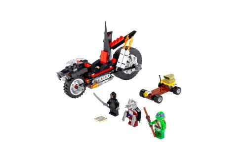 Lego Teenage Mutant Ninja Turtles Shredder's Dragon Bike, Multi Color