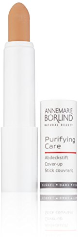 Annemarie Börlind Purifying Care femme/woman, Abdeckstift Dark, 1er Pack (1 x 1 Stück)