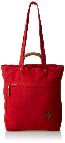 Fjällräven, Borsa shopping, Rosso (Red), 32 x