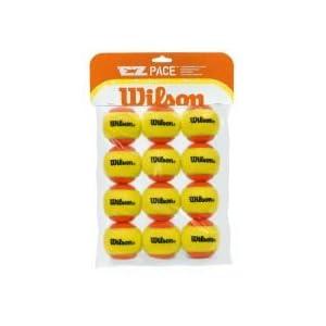 Wilson Starter game Balls 12er Tennisbälle