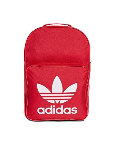Adidas Bp Clas Trefoil Zaino Casual, 25 cm, liters, Rosso (Rojrea)