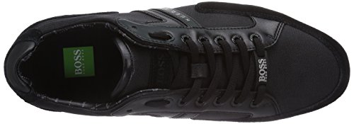 Boss Green Spacit 10167195 01, Baskets Basses Homme Noir (Black 001)