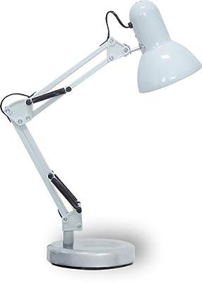 Moderne Schreibtischleuchte 1/5/733 Schreibtischlampe E27 60W