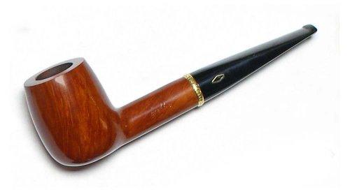 Kit Brebbia prima pipa liscio forma 1007 - Billiard