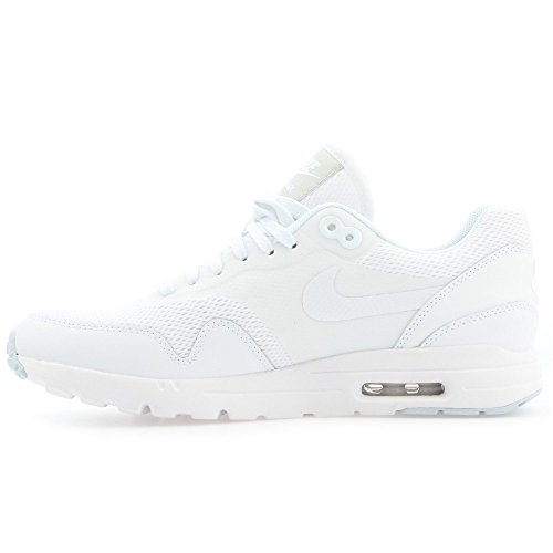 Nike Damen W Air Max 1 Ultra Essentials Laufschuhe Blanco (White / White-Pure Platinum)