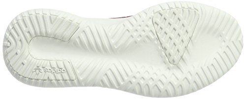 adidas Tubular Shadow, Scarpe da Ginnastica Uomo Rosso (Collegiate Burgundy/Collegiate Burgundy/Rose Crystal White)