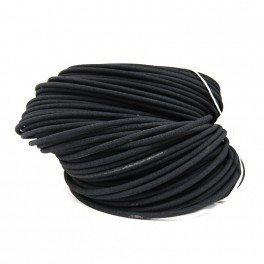 Tuyau bulleur noir 4/6mm x 200 m - Irrigation