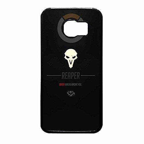 Preisvergleich Produktbild Overwatch - Reaper Logo hülle,handy zubehörSamsung S7 Edge