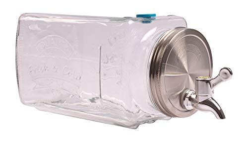 Getränkespender für Kühlschrank 3L Getränkeportionierer Dispenser Gartenparty -