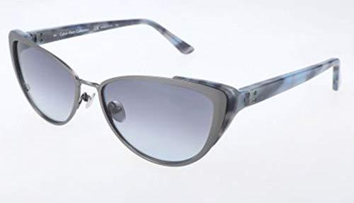 4b8eeb44155f Calvin Klein Sunglasses Ck8028S 015-57-16-135 Gafas de Sol, Gris
