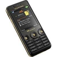 Walkman Sony Datenkabel (Sony Ericsson W660i Record Black UMTS Handy)
