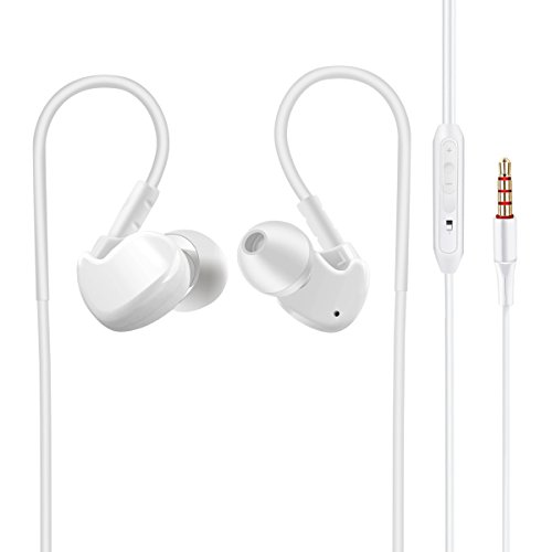 All Cart In-Ear Kopfhörer Ohrhörer Wired Kopfhörer Sport Earbuds mit Mic &...