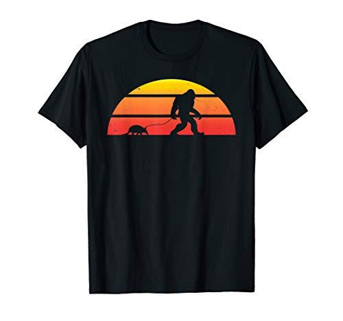 Bigfoot Gürteltiere Kleidung Kostüm Geschenk Gürteltier T-Shirt (Bigfoot Kostüm Kind)