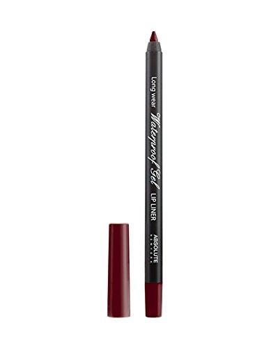 (3 Pack) ABSOLUTE Waterproof Gel Eye & Lip Liner - Berry